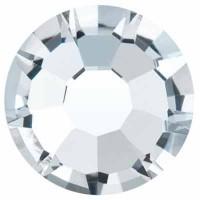 Preciosa Flat Back Stone Rose Maxima SS16 (ca. 4 mm), crystal DF (Dura Foiling)