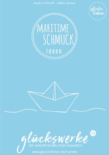 DIY Online Magazin Glückswerke 13 Maritime Schmuckideen