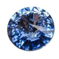 Swarovski Rivoli (1122), 14 mm, light sapphire