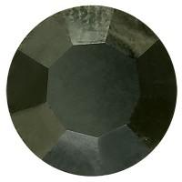 Preciosa Chaton Maxima SS39 (ca. 8 mm), jet U (Unfoiled)