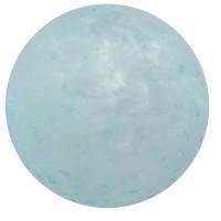 Polarisperle sweet, rund, ca.14 mm, aqua