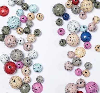 Schmuckideen mit Polaris Sassi Perlen