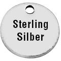 Sterling-Silber
