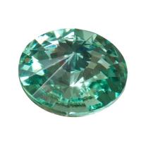 Swarovski Rivoli (1122), SS47 (ca. 10 mm), chrysolite