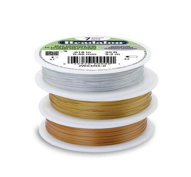 Neues Beadalon Bead Stringing Wire