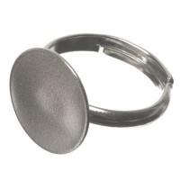 Ringschiene mit Platte 15 mm