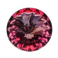 Swarovski Rivoli (1122), 12 mm, crystal antique pink