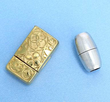 Magnetverschlüsse zum Einkleben