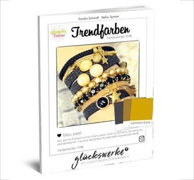 Online Magazin Glückswerke 7 Farbtrends Herbst/Winter