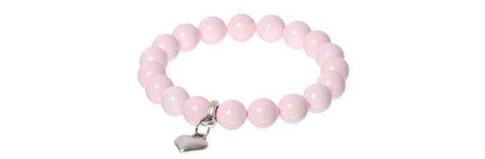 Armband rosa M1