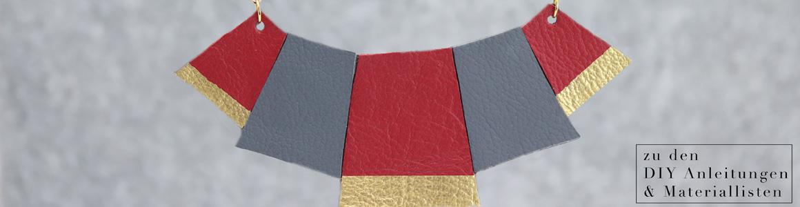 Leder und Lederwerkzeug