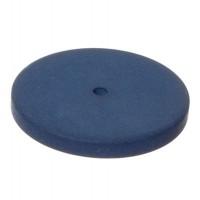 Polaris Perlenglück-Scheibe rund, 20mm, dunkelblau