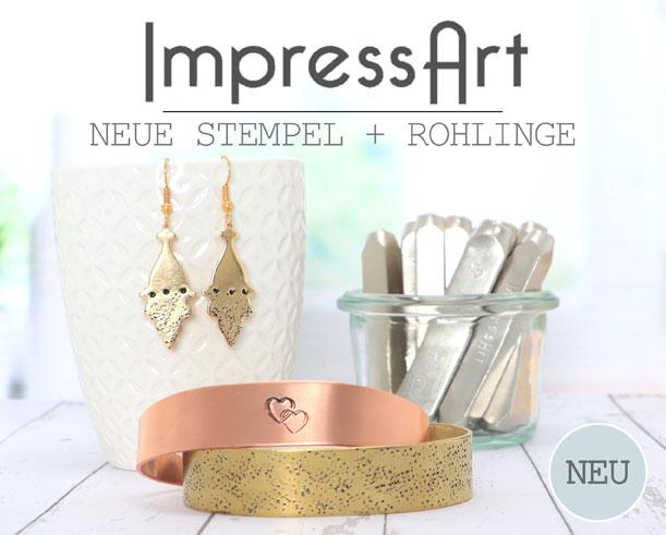 Neue Impressart Stempel