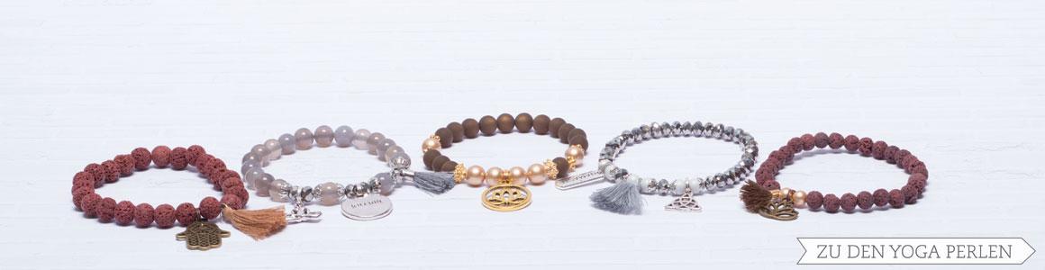 Metallanhänger Buddha & Yoga