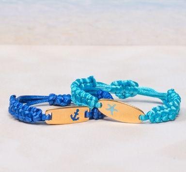 Armbänder mit Braceletbars