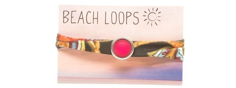 Beach Loop Polaris Himbeer