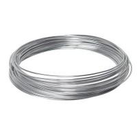 Aluminiumdraht, Durchmesser 1 mm, Länge 8 m, silberfarben