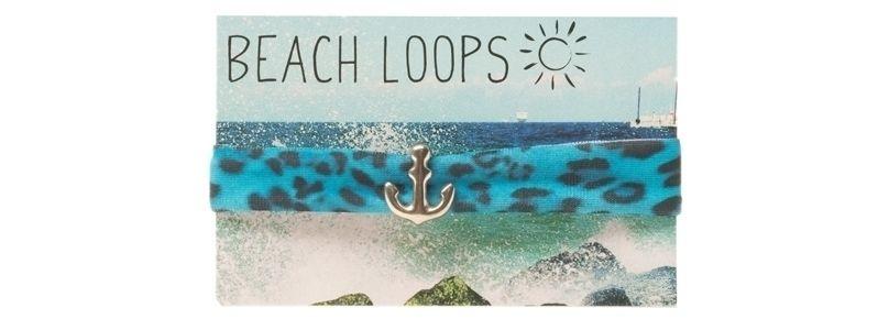 Beach Loop Anker Leo Print