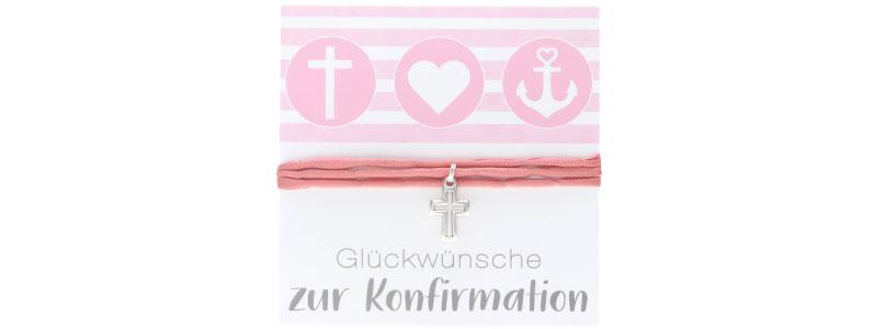 Armbänder zur Konfirmation Dreizehn