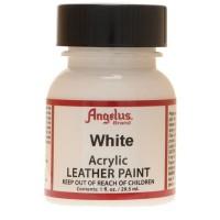 Angelus Lederfarbe Weiß, Inhalt: 29,5 ml
