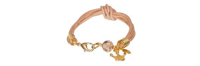 Armband Krone