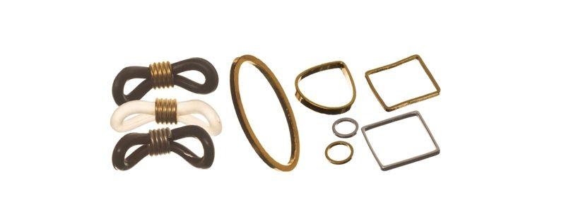 Material für Brillenketten