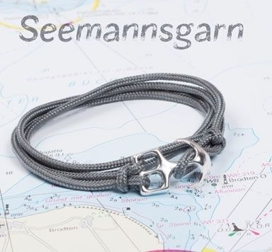 Seemannsgarn - Segelseil und Zubehör