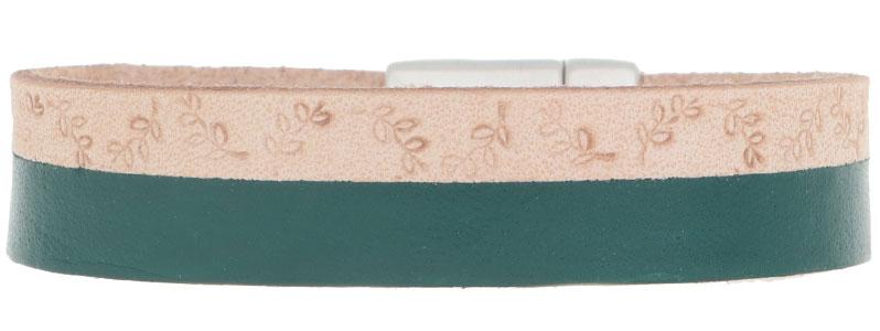 Leder-DIY Armband Ranke