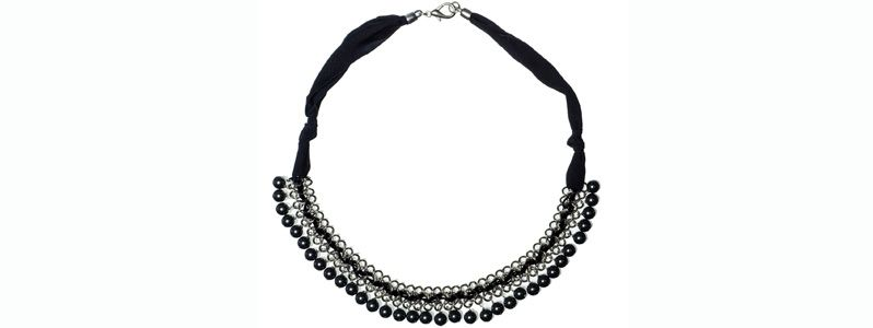 Statementkette Black