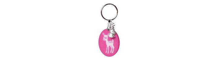 """Schlüsselring """"Bambi"""""""