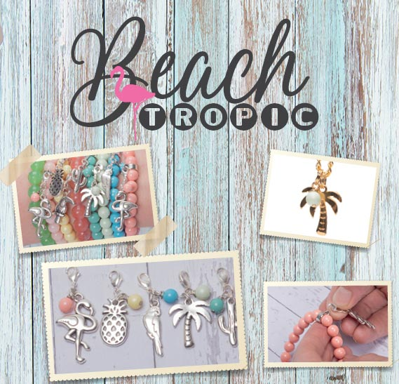 DIY Online Magazin Tropical Beach