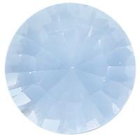 Preciosa Chaton Maxima SS29 (ca. 6 mm), light sapphire opal DF (Dura Foiling)