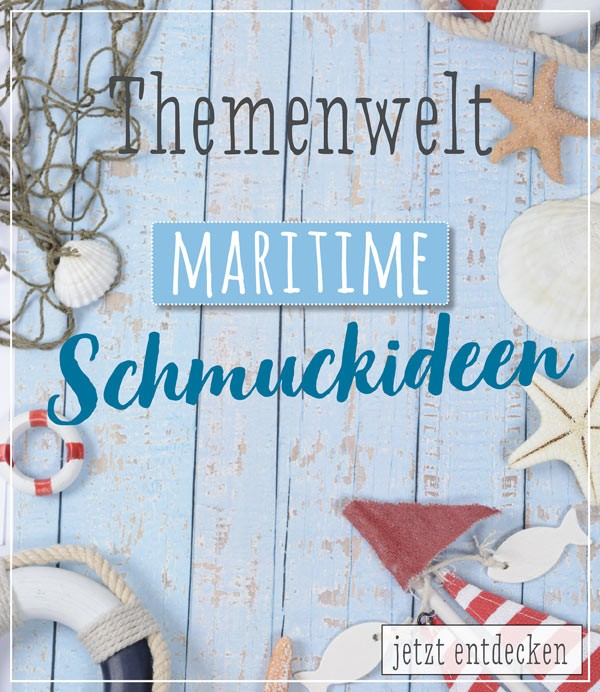 maritime Schmuckanleitungen