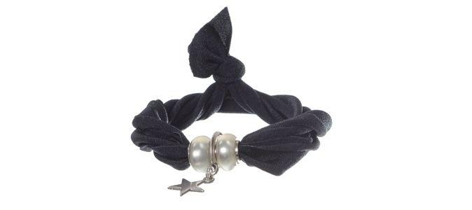 Lycra-Armband Sternchen
