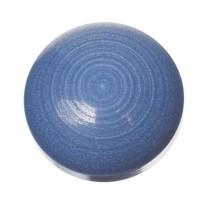 Polaris Ceramica Cabochon, rund, 12 mm, dunkelblau
