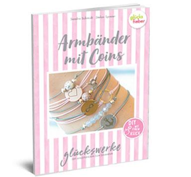 Online Magazin Glückswerke 11 Armbänder mit Coins