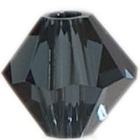 Swarovski Elements Bicone, 4 mm, montana