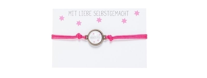 Armband Frohes Fest