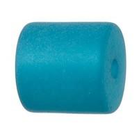 Polaris Walze, 10 x 10 mm, türkisblau