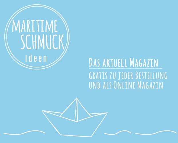 Das neue Glücksfieber DIY Magazin: Maritimen Schmuck selbermachen