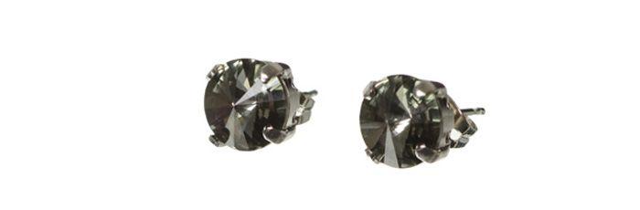 Ohrstecker Black Diamond
