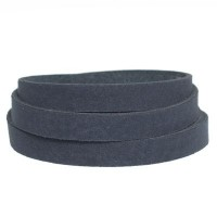 Craft Lederband, 10 mm x 2 mm, Länge 1 m, Navy