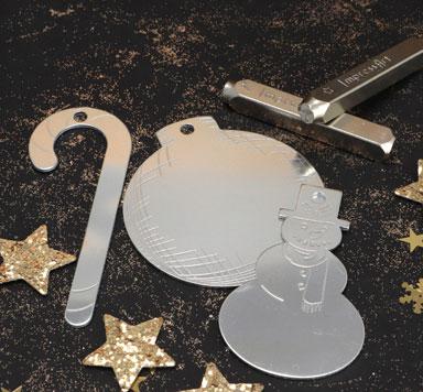Impressart Stempelrohlinge für Weihnachten