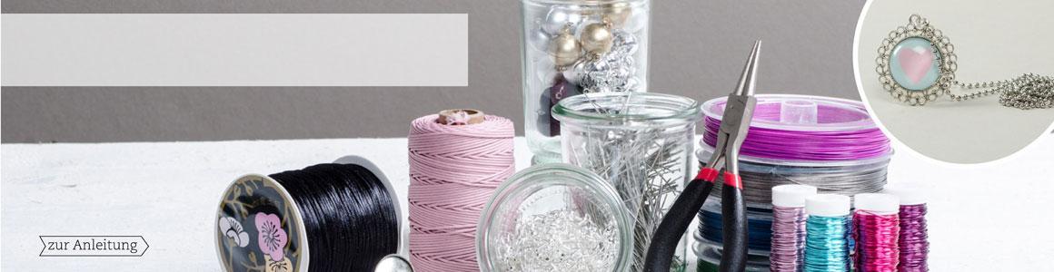 Perlenbretter & Werkzeug