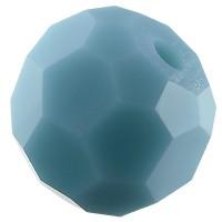 Preciosa Round Bead/Kugel, 4 mm, turquoise