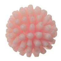 Cabochon aus Kunstharz, rund, Durchmesser 12 mm, rosa