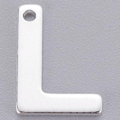 L//P 10 Edelstahl Verbinder Verschluss Perlen Schmuckteile Silberfarbe Neu 7mm