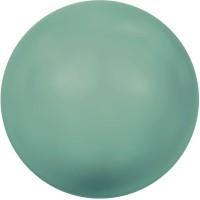 Swarovski Crystal Pearl, rund, 6 mm, jade