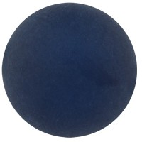 Polarisperle, rund, ca. 8 mm, dunkelblau
