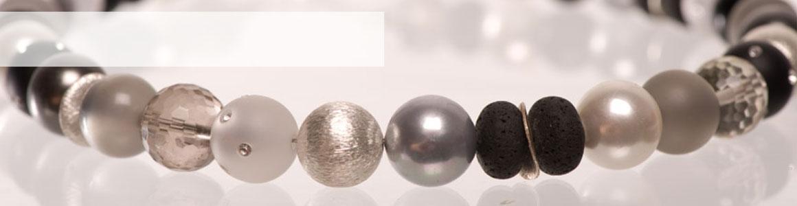 Sterling Silber Perlen & Verschlüsse